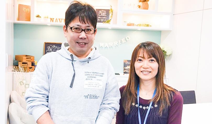 「ラヴィベル Osaka Sakai」T.Mさん<span> 40代後半 会社員</span>