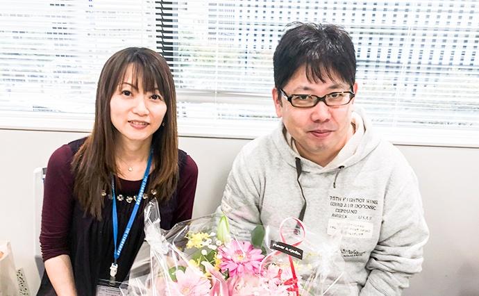 T.Mさんと浅野さん