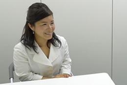 「もっと多くの方に結婚相談所の良さを知って欲しい」と語る粟井さん