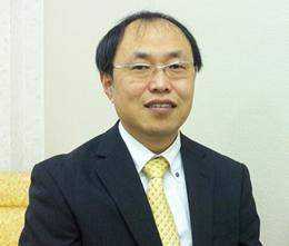 「婚活業界のさらなる発展とレベルアップのために協力して頑張っていきましょう!」と話す野村さん。