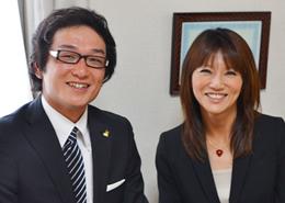 「今では年20名くらいコンスタントに入会している」と話す川崎さんご夫婦。お二人の人柄が成功の秘訣なのでしょう。