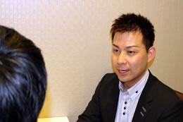 「ビジネスを起こすなら社会に役立つ仕事で、と決めた」と話す五藤社長。