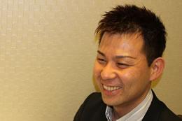 五藤社長の仕事のやりがいは、やはり「会員様のご成婚」だそう。本当に感激するのだとか。