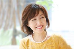 「やっぱり人と関わることが好き」と笑顔で話す小川さん