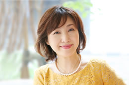 「結婚相談所は今の婚活時代にふさわしい良い出会いが広がる最新の場所だと思う」と話す小川さん