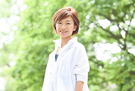 代表 田中 まゆ子