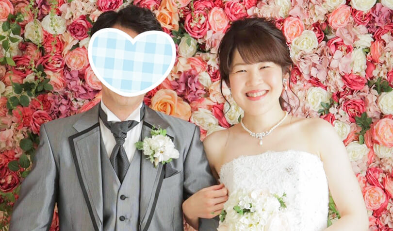「Will Marry」 Y.Iさん<span> 30代後半 会社員</span>