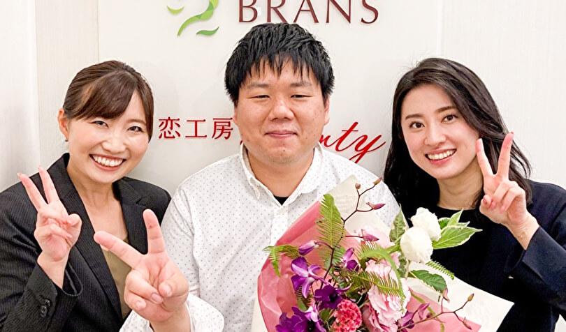 「ブランズ福岡サロン」阿部崇さん<span>(仮名)</span><span> 30代前半 IT関連職</span>