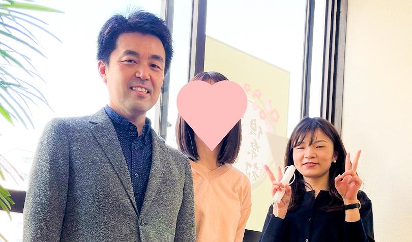 「京都縁結び倶楽部」K・Oさん<span> 40代後半 会社員</span>