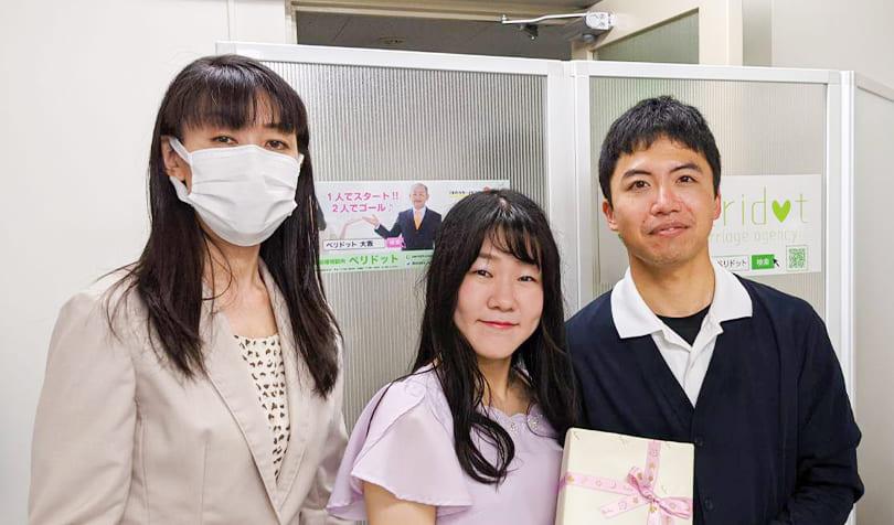 結婚相談所「大阪結婚相談所peridot(ペリドット)」20代後半女性の婚活体験談